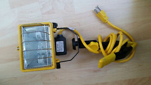 Work Light with Clip