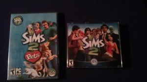 Sims 2 + Pets