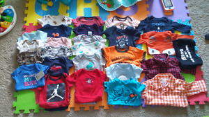 0 - 3 Month boy clothing