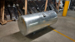 FUEL TANK FOR COMMERCIAL TRUCKS - NEW ALUMINUM 100USG