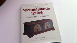 The Pennsylvania Dutch and  Their Furniture, 1980