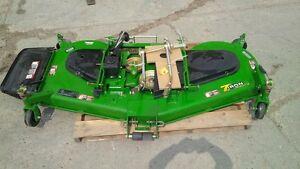 John Deere 72D autoconnect 7 iron mid mount mower
