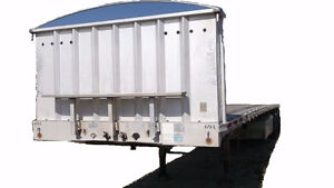 2006 FONTAINE 50' TRIDEM HIBOY TRAILER  Cash/ trade/ lease to ow