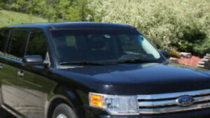 2009 FORD FLEX leather, sunroofs, 210000km Beautiful