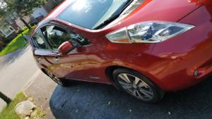 Nissan Leaf 2014 SL automatique AC