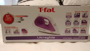 T-fal Ultraglide iron (never used)