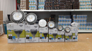LED Bulbs Par 16, Par 20, Par 30, Par 38,E12 , GU 10, MR 16,