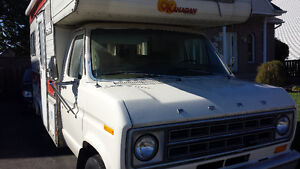1978 FORD MOTORHOME RV 6cyl West Island Greater Montréal image 2