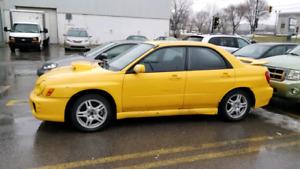 2003 Subaru WRX SPECR1