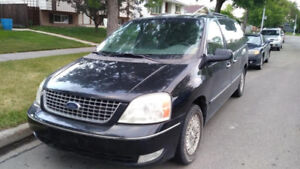 2006 Ford Freestar Limited (Parting out)