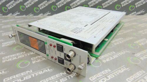 USED Bently Nevada 3300/50-02-01-00-00 Tachometer Monitor