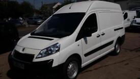 2013 Peugeot Expert 2.0HDi 130 ( EU5 ) LWB High Roof Van ( 2.96t ) L2 H2