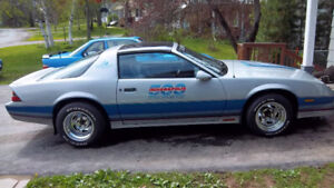 1982 INDY 500 CAMARO NEAR MINT INSPECTED ON THE ROAD