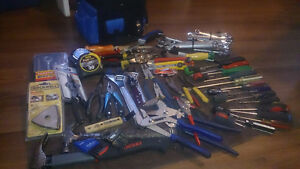 For Sale, A Complete Set Of Construction Hand Tools