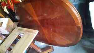 Dining table with 4 chairs  Peterborough Peterborough Area image 1