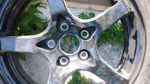 """Reduced spare tiire 18"""" in perfect condition. make an offer... Kingston Kingston Area image 3"""