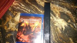 Game of Thrones Complete Season Seven Disc Set on BluRay