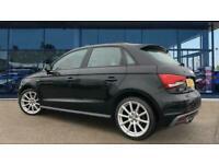 2017 Audi A1 1.4 TFSI S Line 5dr Petrol Hatchback Hatchback Petrol Manual