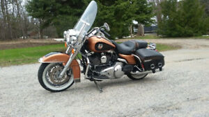 2008 Road King  Anniversary Edition
