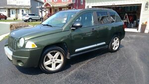 2007 Jeep Compass Limited AWD/4x4 $3200 or Trade for 'Toy'