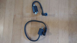 PAIR of Yamaha V Star 1100 Stock IGNITION COILS