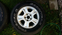 Mag Ford Mazda Jeep 235/70/16   235/70R16 Mag Pneu 16 pouces