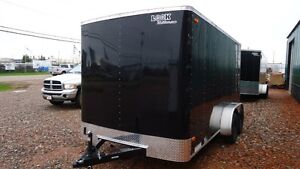 """2016 Look 7x14' ST Enclosed Trailer + 6""""Height"""