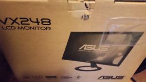 """Asus 24"""" gaming monitor"""