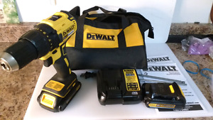 DeWalt 20v brushless drill/driver (NEW)
