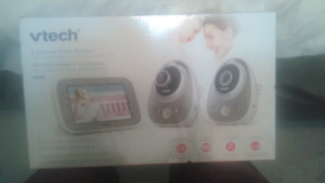 Video baby monitor brand new in box never been used