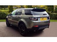 2017 Land Rover Discovery Sport 2.0 SD4 240 HSE Black 5dr Automatic Diesel 4x4