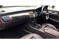 2011 Mercedes-Benz CLS-Class 250 CDI BlueEFFICIENCY 4dr Tip Automatic Diesel Sal