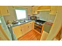 STUNNING AFFORDABLE 2 BED STATIC CARAVAN FOR SALE NORTH EAST COAST