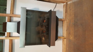 ELECTRIC WALL MOUNT FIREPLACE