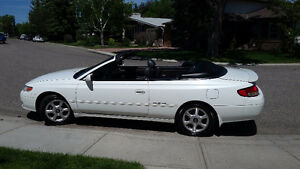 2001 Toyota Solara SLE Convertible trade or sell