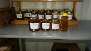 Honey for sale - raw, unpasteurized,  chemical free
