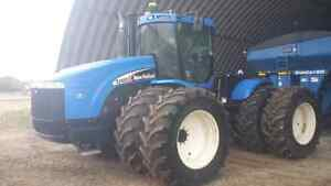 New Holland TJ480 Tractor