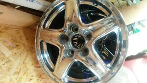 Chrome rims for 1995 Z28