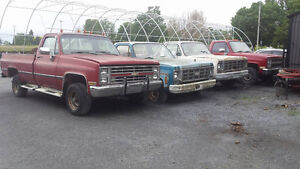 Pick-up Chevrolet k1500 1986 4x4
