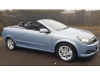 DIESEL,ONLY 57000 MILES,2007 VAUXHALL ASTRA,CONVERTIBLE,insignia,corsa,vxr,nova,ford,st,rs,foucus,gt