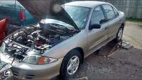 2001 Chevy cavailer