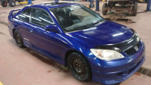 Honda Civic Si 2005, Standard, low mileage