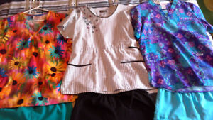 Scrubs for sale/Women's Size 12-14