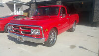 1972 GMC Short Box - Custom