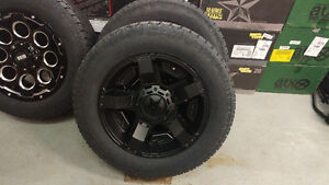 """20"""" BRAND NEW RIMS WITH 33"""" TOYO TIRES"""
