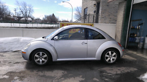 2006 new beetle , manual 109k kilo