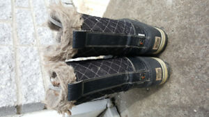 Bottes hiver femme taille 7 (38)