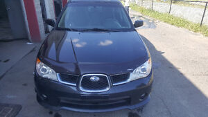 2007 Subaru Impreza Limited edition Hatchback