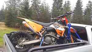 Lot of toys for sale , sleds trucks bikes