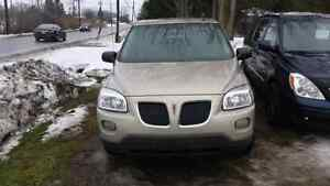 2008 pontiac montana sv6 safety and e-test included London Ontario image 2